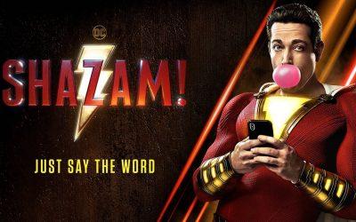 Let's Talk About: Shazam!